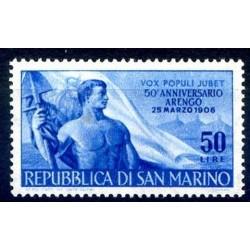 SAN MARINO - 1956...