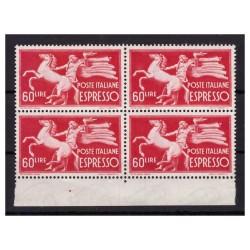 ITALIA  1947  -  ESPRESSI...