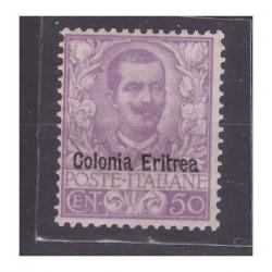 ERITREA  1903  -  FLOREALE...