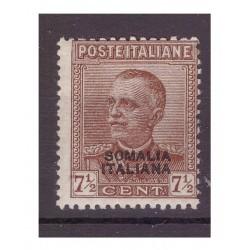 SOMALIA 1928 - VITTORIO...