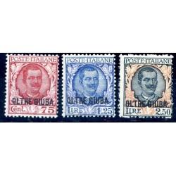 OLTRE GIUBA - 1926 SERIE...