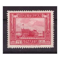 SOMALIA  1935 - PITTORICA...