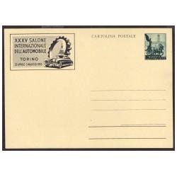 ITALIA  1953 - CARTOLINE...