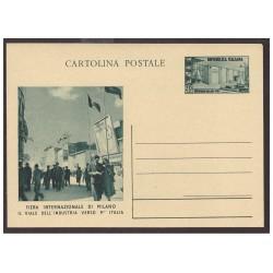 ITALIA  1952 - CARTOLINA...