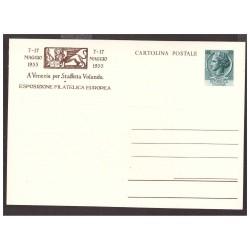 ITALIA  1953 - CARTOLINA...
