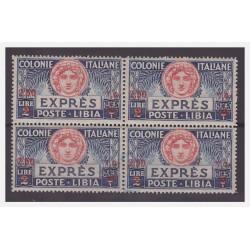 LIBIA  1926 - ESPRESSO...