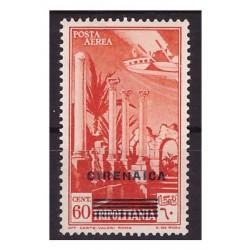 CIRENAICA 1943 -  POSTA...
