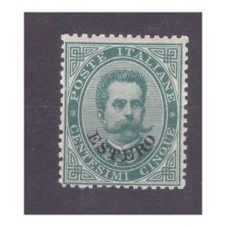 LEVANTE 1881  -  UMBERTO I...