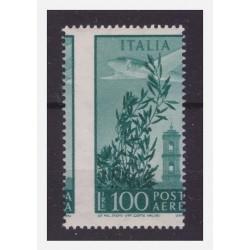 POSTA AEREA 1971 - LIRE 100...