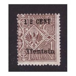 CINA  TIENTSIN   1918 -...