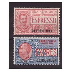 OLTRE GIUBA - 1926...