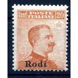 ISOLE EGEO RODI 1917 -...
