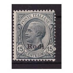 ISOLE EGEO RODI 1918 -...