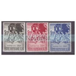 VATICANO 1959 - NATALE -...