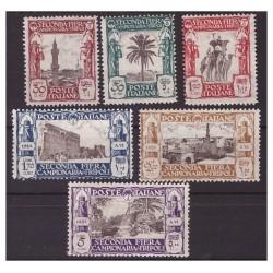 LIBIA 1928 II° FIERA DI...