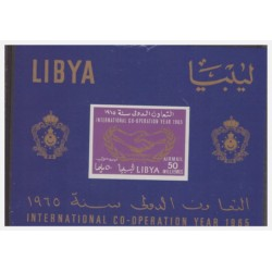 LIBIA INDIPENDENTE 1965 -...
