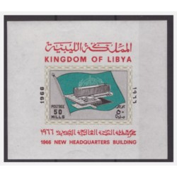 LIBIA INDIPENDENTE 1966 -...