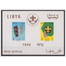 LIBIA INDIPENDENTE 1964 -...