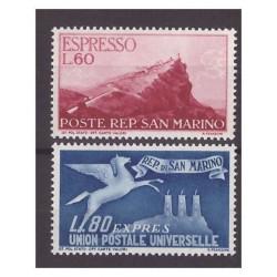 SAN MARINO 1950- ESPRESSI...