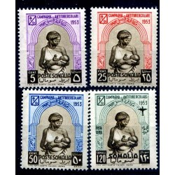 SOMALIA AFIS 1953 Campagna...