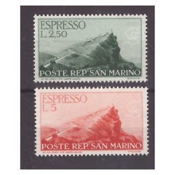 SAN MARINO 1945- ESPRESSI...