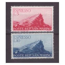SAN MARINO 1946- ESPRESSI...