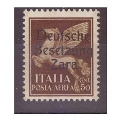 ZARA  1943  POSTA AEREA -...