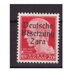 ZARA  1943  -  CENTESIMI 20...
