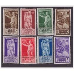 AOI 1938 - BIMILLENARIO DI...