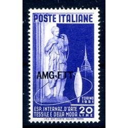 TRIESTE A - 1951 ARTE...