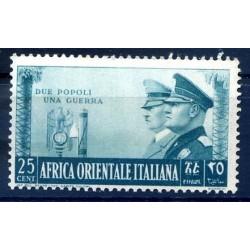 AOI - 1941 FRATELLANZA...