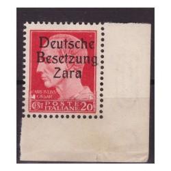 ZARA 1943 - CENTESIMI 20 -...
