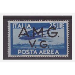 TRIESTE  AMG VG - POSTA...