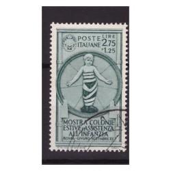 REGNO 1937 -  COLONIE...