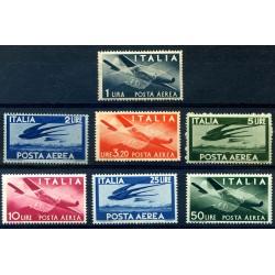 ITALIA 1945/6 Posta Aerea...