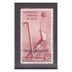 EGEO 1934 - MONDIALI DI...