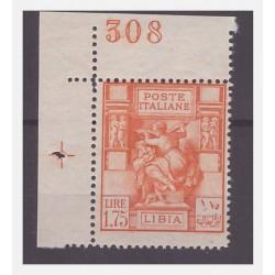 LIBIA 1931 - PITTORICA Lire...