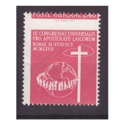 VATICANO 1967 - APOSTOLATO...