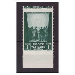 VATICANO 1945 - PRIGIONIERI...