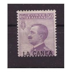 LA CANEA 1907 - CENTESIMI...