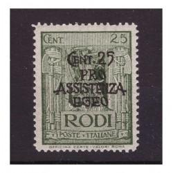 ISOLE EGEO  1943 -  PRO...