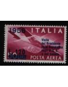 Francobolli della repubblica Italiana,  servizi vari
